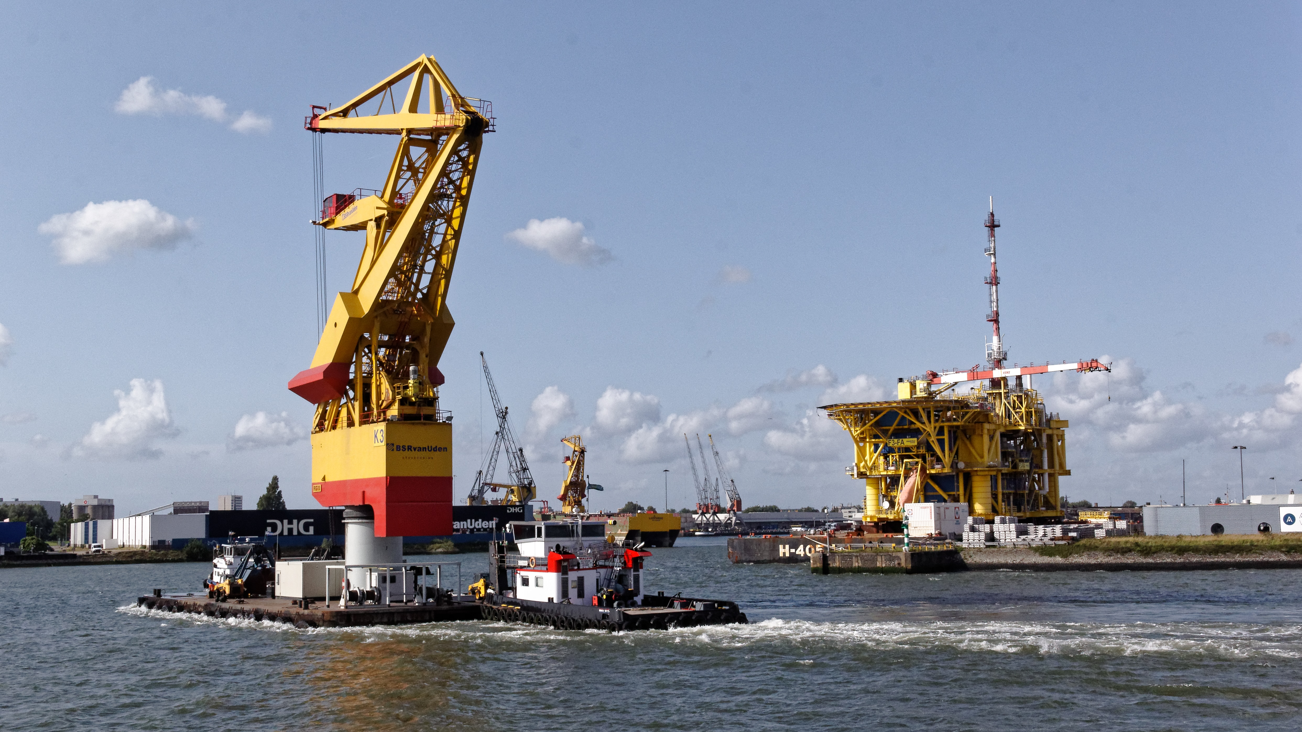 Find a maritime lawyer in Rotterdam